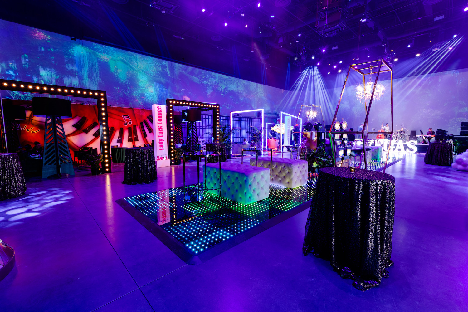 Portal is a blank canvas for your next conference, party, performance or event. (Laurent Velazquez)
