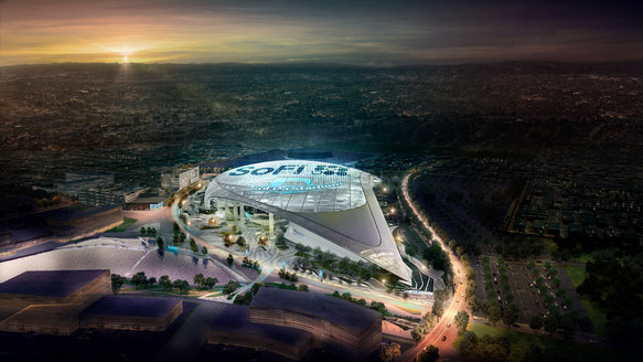 Courtesy of SoFi Stadium