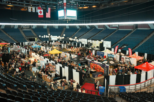 FirstOntario Centre - Food & Drink Fest