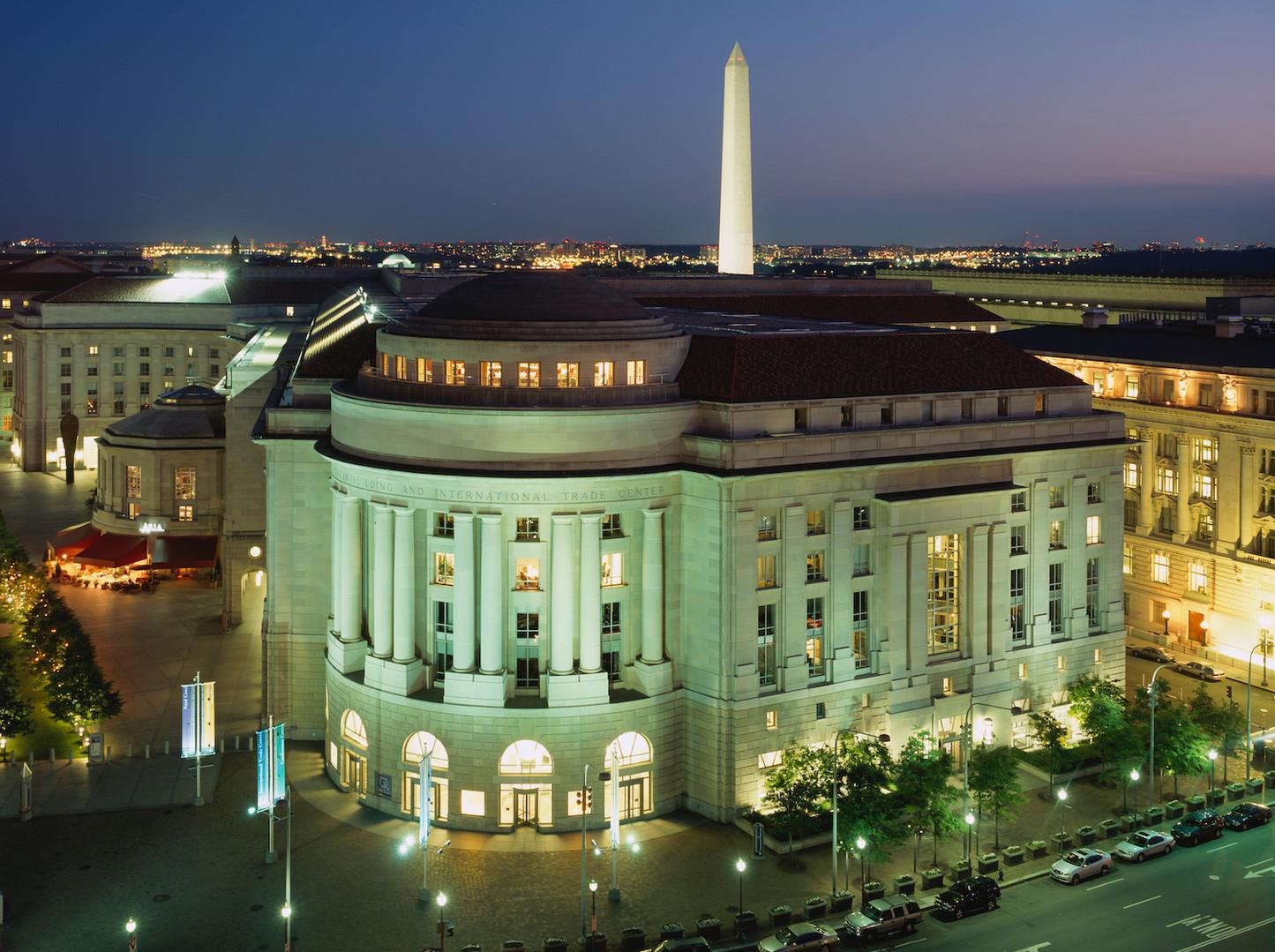 Ronald Reagan Building and International Trade Center
