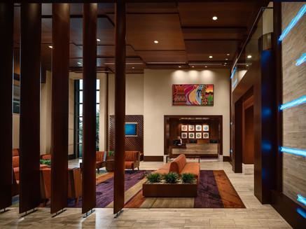 Vee Quiva Hotel Lobby