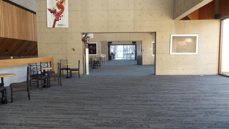 FirstOntario Concert Hall - Mezzanine Level