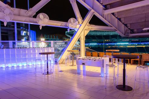 Budweiser Hall of Fame Lounge