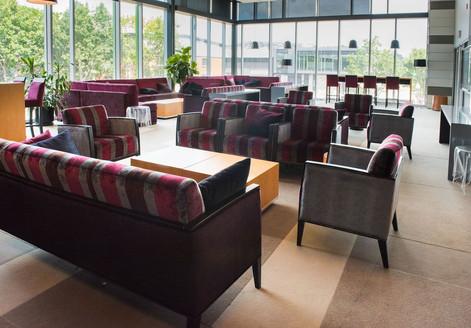 VIP Lounge for 50   Ville de Québec
