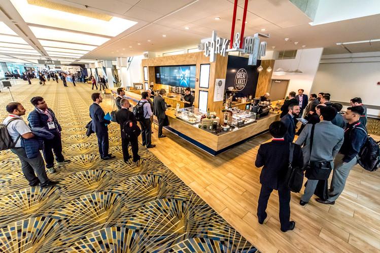 TCF Center Concourse