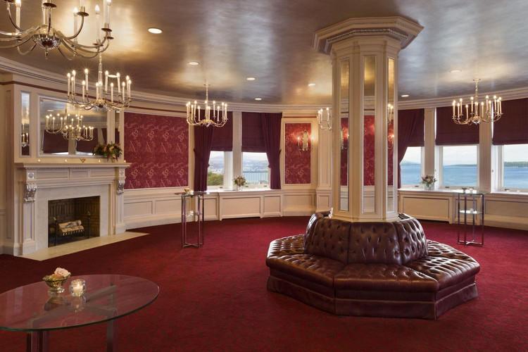 Rose Room - Fairmont Le Château Frontenac
