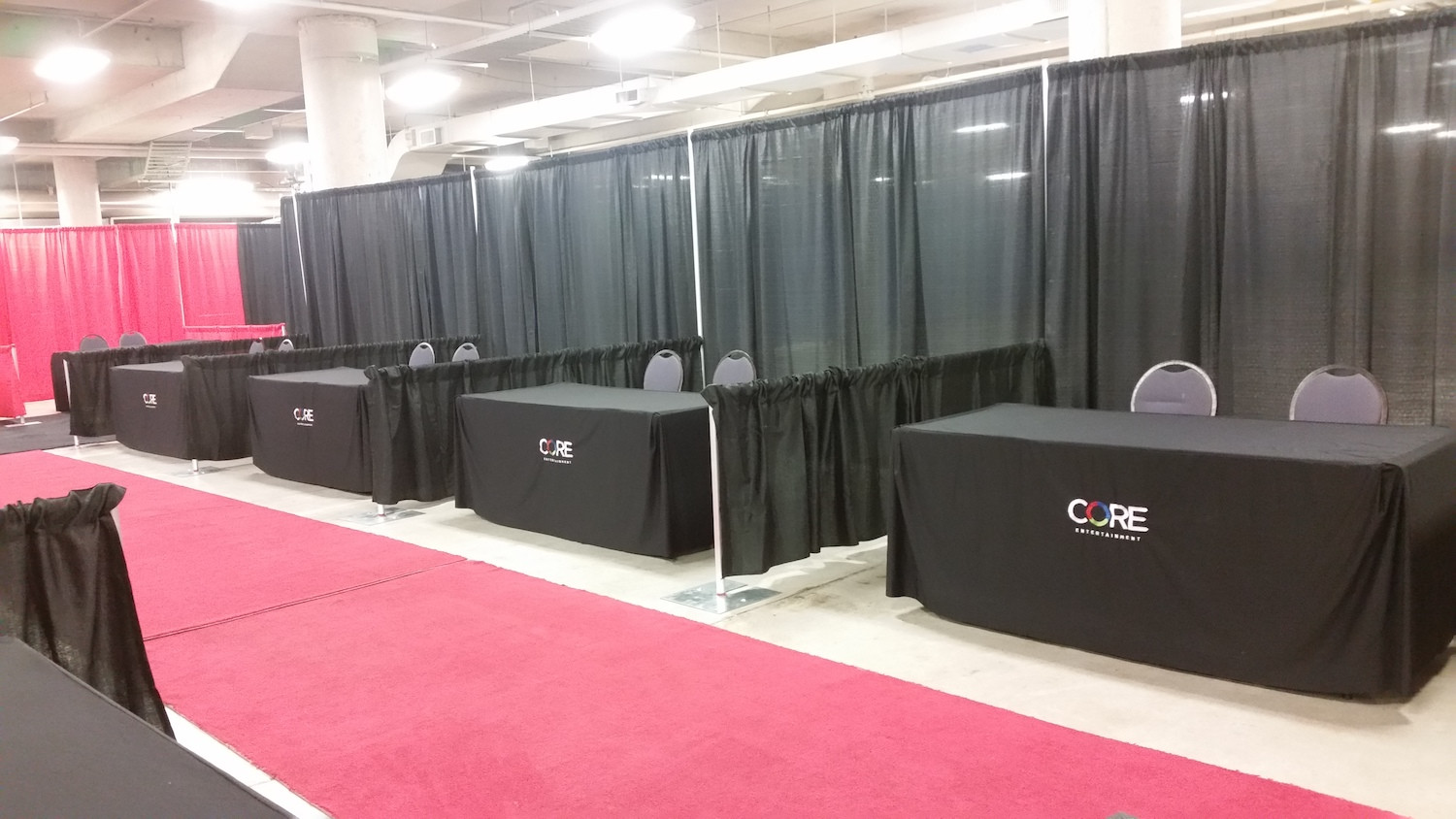 FirstOntario Centre - Tradeshow Space