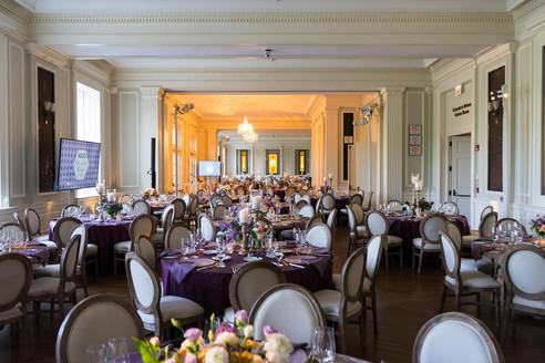 Morse Genius Chicago Room – plated dinner