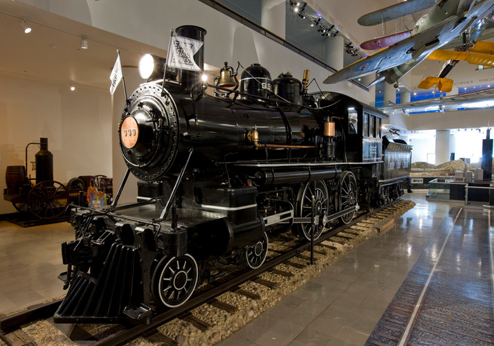 999 Empire State Express / Transportation Gallery - MSI