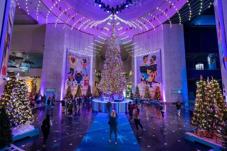 Christmas Around the World and Holidays of Light - MSI