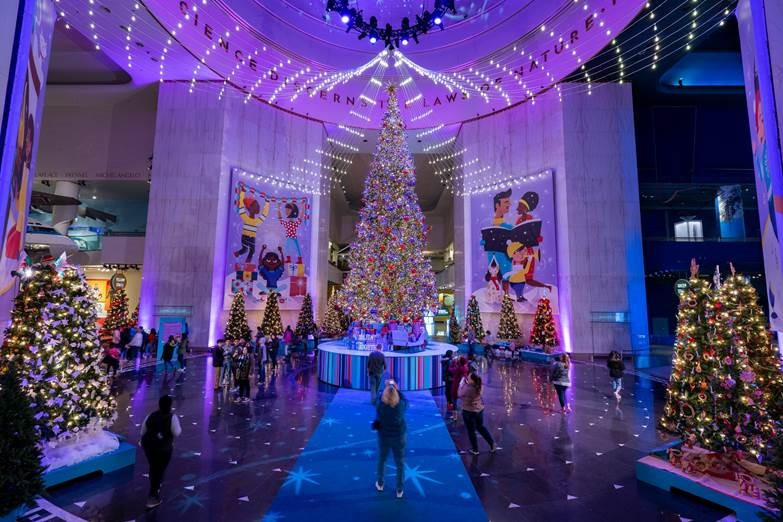 Christmas Around the World and Holidays of Light - MSI