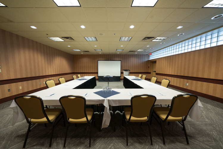 Meeting rooms 1-2-3 - U-Shape - Chris Stenberg