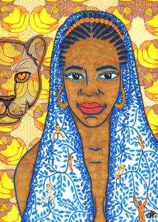 christine-jolly-christinejolly-art-paris-artiste-peintre-dessin-spiritualité-souverainté-soi-m'aime