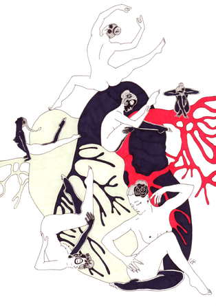 Danser la vie à la mort (2021)