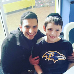 Thank you Jonah for making Avi's day so special!_#bar #mitzvah #13 #birthday #celebration # party #b