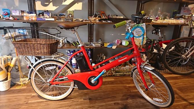 電動自転車のカスタムもやってます!