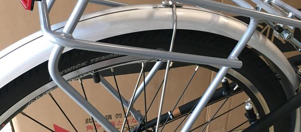 ディスクブレーキのランドナーバイクをつくる【CUSTOM】