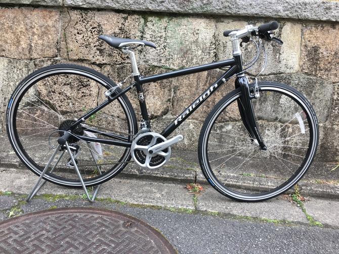細かいところを見ると実はお買い得品の自転車