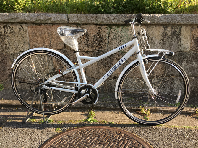 オシャンな通勤通学に使える自転車