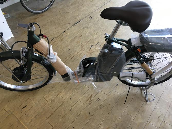 電動自転車をカスタム【CUSTOM】