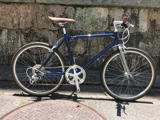 訳アリ特価のクロスバイク【SALE】