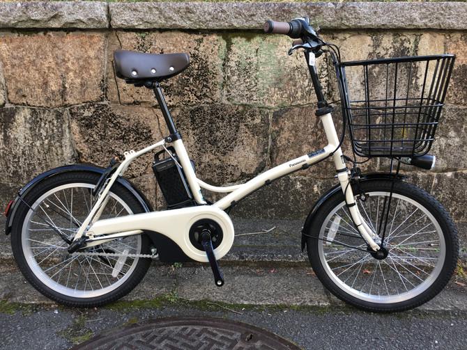 人気の電動自転車数量限定で入荷しました