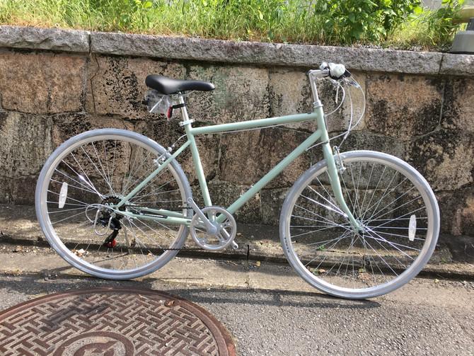 スウェーデンブランドとコラボのバイク