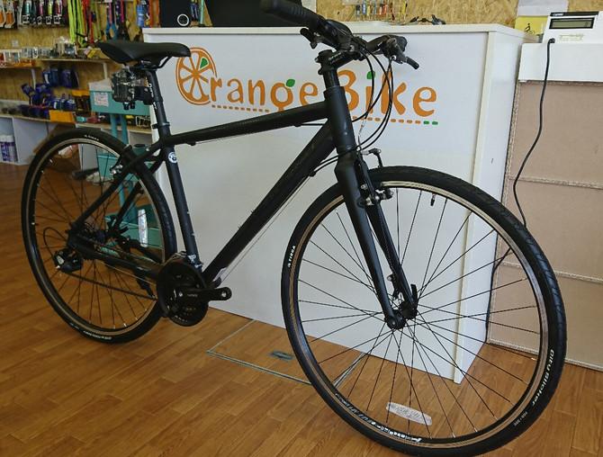 ドイツブランドの質実剛健な造りのクロスバイク