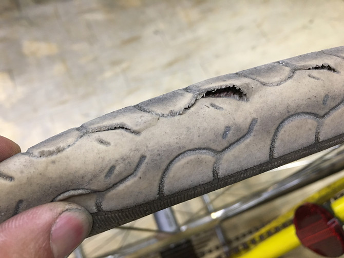 あなた自転車は大丈夫?【repair】