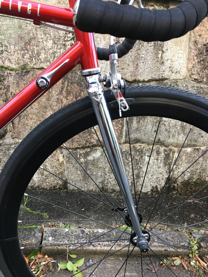 ラスト1台!紅いバイク!