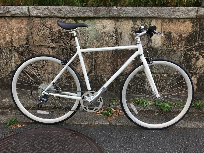 残り1台の超特価クロスバイク【SALE】