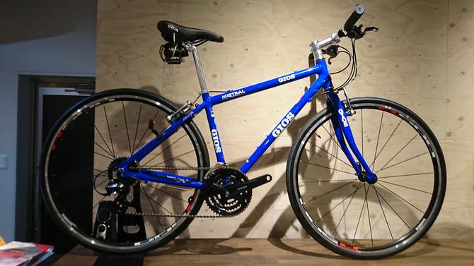 初めてのクロスバイクならこれを!