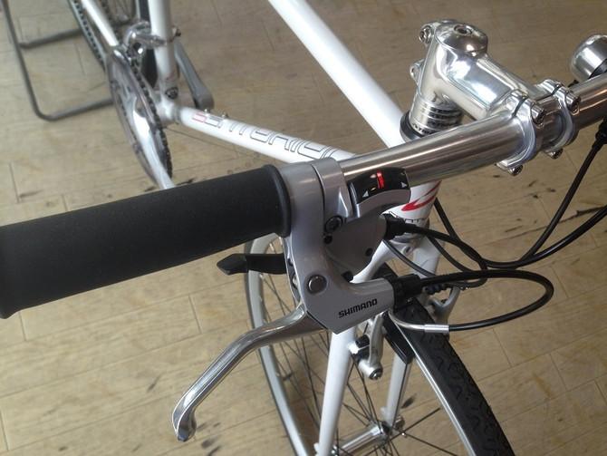 ●●が多い国の自転車が特価!お買い得品です