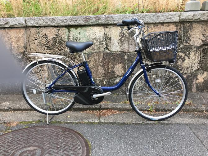メーカー在庫なし!次回納期は今のところ未定の電動自転車