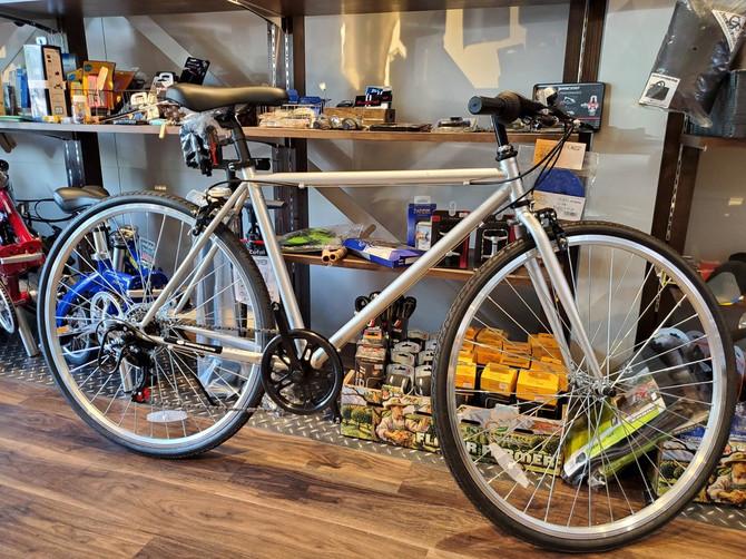 売り切れ御免 アウトレット自転車!