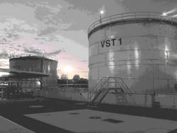 Large Vertical Storage Tanks