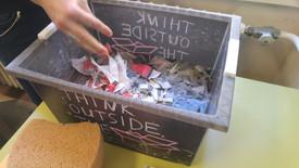 Atelier recyclage de papier