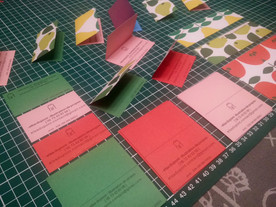Atelier DIY: carte de visite