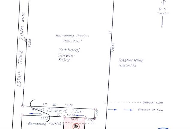 Kelly Village, Seunarine Trace
