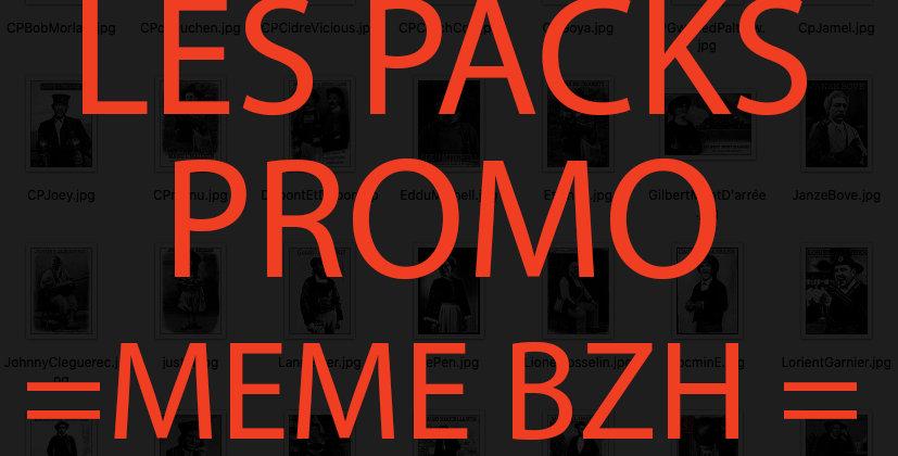 PACK MEME BZH