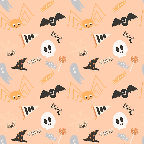 Trick or Treat  Wallpaper