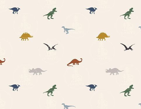 Dino Colors Wallpaper