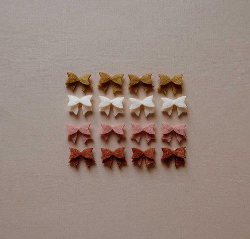 Miniature Felt Bows