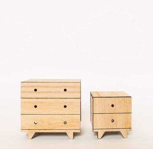 Dresser & Nightstand set