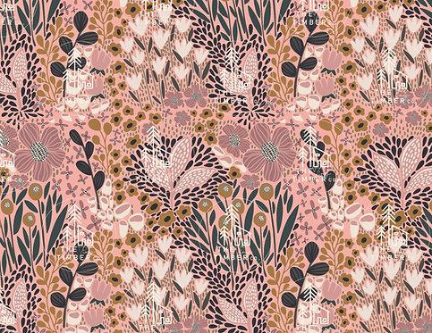 Garden Wallpaper Digital Download