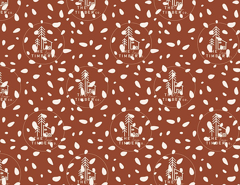 Boho Dots Wallpaper Digital Download
