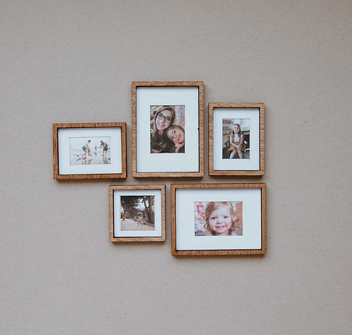 Custom Photos: Gallery Wall