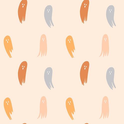 Cutie Ghost Wallpaper