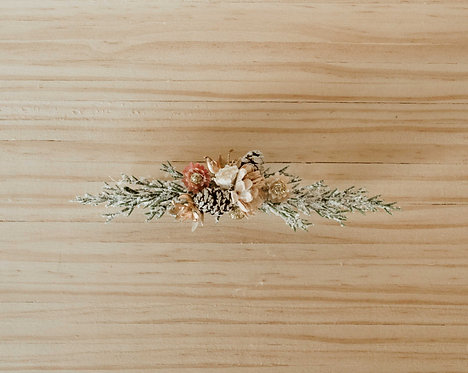 Christmas Mantel Piece