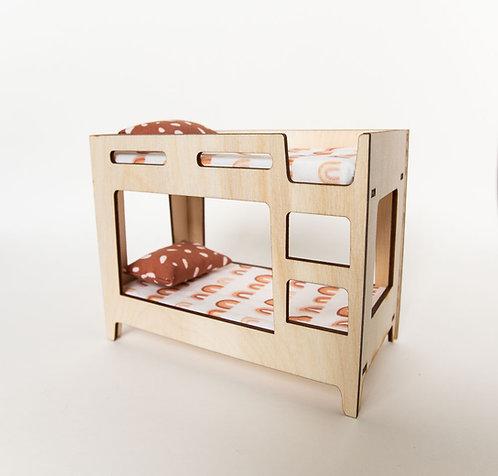 Bunk Beds with Mattress